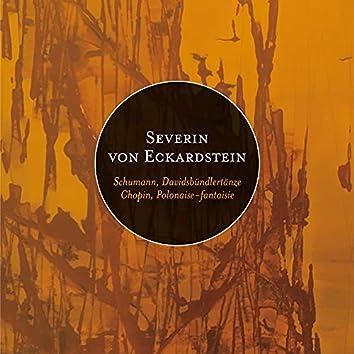 Schumann & Chopin: Davidsbündlertänze and Polonaise-fantaisie