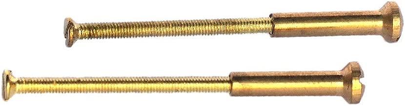 Tornillos Confirmat, acero chapado en Zinc, 7/x 70/mm, 50/unidades
