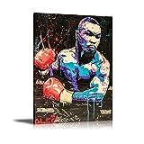 JMHomeDecor ALEC Monopoly Boxen Mike Tyson Abstrakte