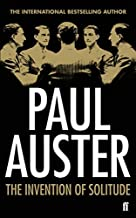 The Invention of Solitude by Paul Auster (2012-09-06)