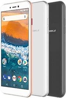 General Mobile GM 6 DS Single Akıllı Telefon, Silver, 16GB (General Mobile Türkiye Garantili)