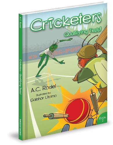 Cricketers-Qualifying Tests!