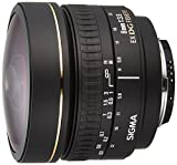 Sigma 8mm 3,5 EX DG Circular Fisheye Obiettivo per Nikon