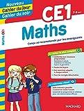Cahier du jour/Cahier du soir Maths CE1