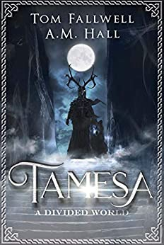 Tamesa: A Divided World: Epic Fantasy by [Tom Fallwell, Aaron-Michael Hall]