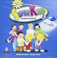 SuperKids (2E) Level 2 Class CDs (2)