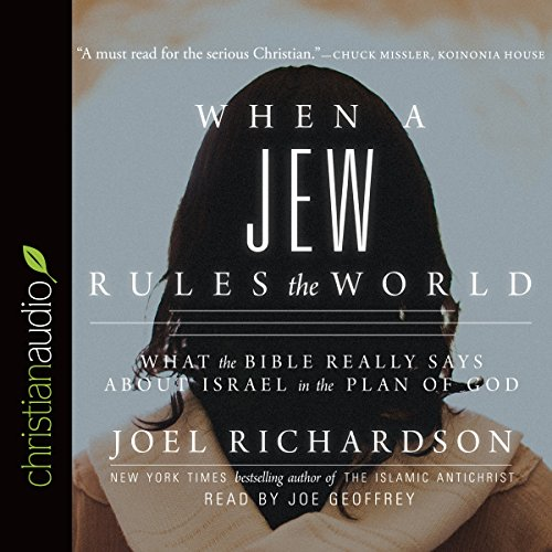 When a Jew Rules the World cover art