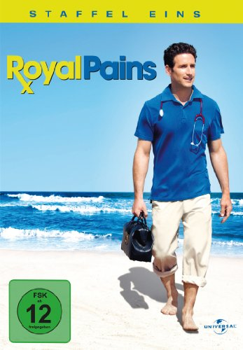 Royal Pains - Staffel eins [4 DVDs]