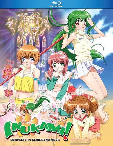 [画像:Inukami! Complete Tv Series & Movie [Blu-ray]]