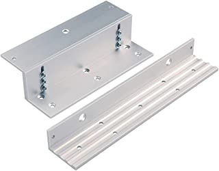Visionis LZ600 L and Z bracket for 600 lbs Electromagnetic Lock