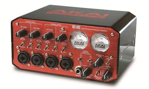 Akai Professional EIE USB Audio Recording Interface with Integrated USB Hub