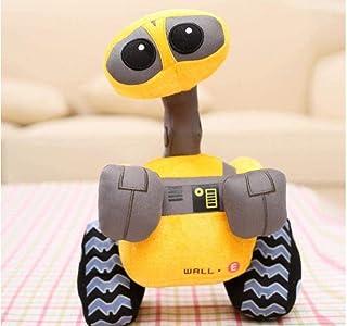 Original Wall-E Walle Minion Robot Plush Toys Wall.E Stuffed Doll Children Christmas Birthday Gift 27Cm Detazhi