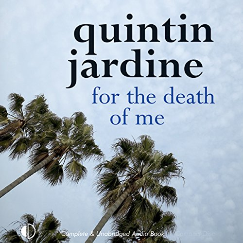 For the Death of Me audiobook cover art