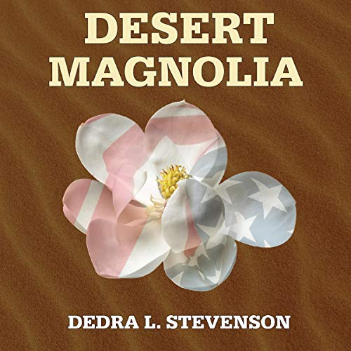 Desert Magnolia audiobook cover art