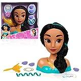 Disney Princesse Jasmin Deluxe Tête de coiffure