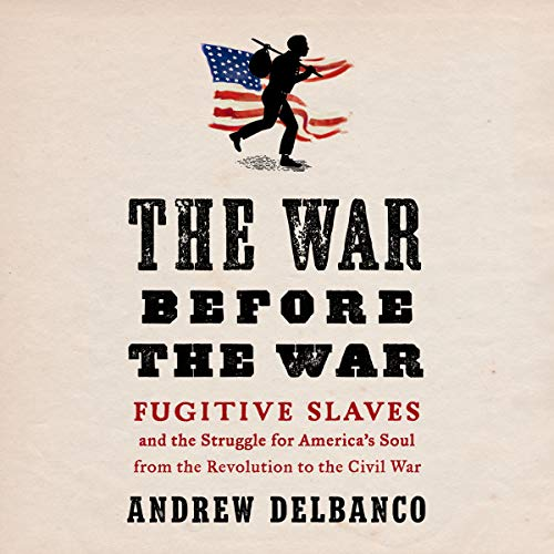 The War Before the War audiobook cover art