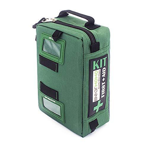 Wzz Kit De Primeros Auxilios para El Hogar Al Aire Libre, Kit De Primeros Auxilios De Rescate De Emergencia para Estudiantes De Senderismo