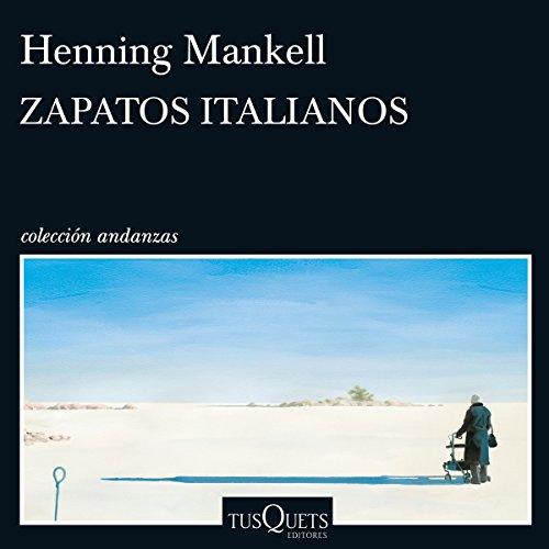 Zapatos italianos audiobook cover art