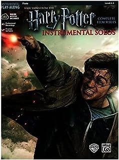 Selections van Harry Potter complete filmserie - gearrangeerd voor dwarsfluit - met CD [noten / Sheetmusic] Componis: WILL...
