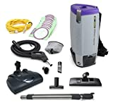 Super CoachPro 10 Backpack Vacuum Wessel Werk Head