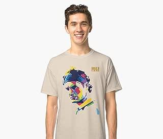 rf, roger federer, roger, federer, tennis, wimbledon, tournament, world champion, australia, us open, legend, nadal, roland garros, ball. Classic T-Shirt