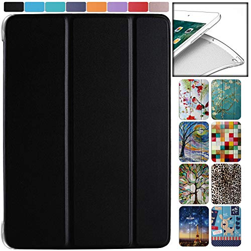 DuraSafe Cases for iPad PRO 11 Inch - 2 Gen 2020 MY232LL/A MXDC2LL/A MXDE2LL/A MXDG2LL/A MY252LL/A MXDD2LL/A Ultra Slim Energy Saving Case with Adjustable Stand Feature and Sleek Design - Black