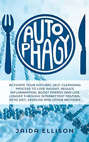 Autophagy by Jaida Ellison ebook deal