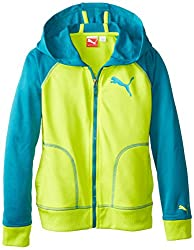 Puma Hoodie Sweatshirt Jacket