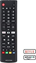 Gvirtue AKB75375604 Replacement Remote Control for LG 4K Smart LED LCD TV 43UK6300PUE 49UK6300PUE 55UK6300PUE 65UK6300PUE 75UK6570PUB 75SK8070PUA 55SK9000PUA 86UK6570PUB 43UK6250PUB 55UK7700PUD