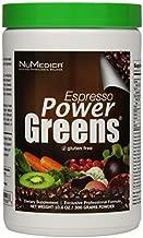 NuMedica - Power Greens Espresso - 300 Grams / 30 Servings by NuMedica