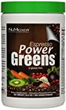 NuMedica - Power Greens Espresso - 300 Grams / 30 Servings by NuMedica