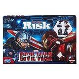 Risk: Captain America: Civil War Edition Game by Hasbro