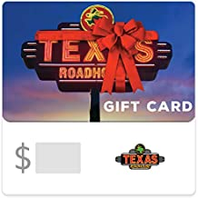 Texas Roadhouse Email Gift Card