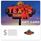 Texas Roadhouse Ribbon Email Gift Card