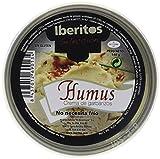 Iberitos - Humus Crema de Garbanzos - 10 Latas x 140 gr