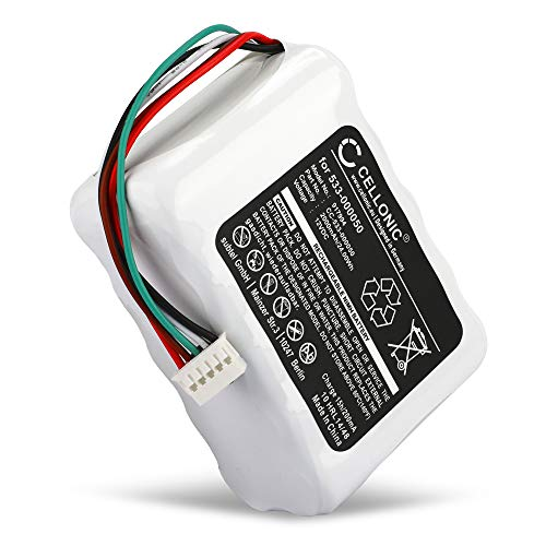 CELLONIC® Qualitäts Akku kompatibel mit Logitech Squeezebox Radio, 533-000050,HRMR15/51,NT210AAHCB10YMXZ 2000mAh Ersatzakku Batterie