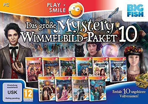Das große Mystery-Wimmelbild-Paket 10