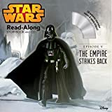Star Wars: The Empire Strikes Back Read-Along Storybook and CD by Disney Book Group(2015-03-10)