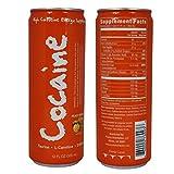 Cocaine Drink 12 Pack Energy Case - 12.0 fl oz cans (4 Flavor Variety) (Peach Mango)