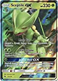 SM8 Lost Thunder - Sceptile GX - 22/214 - Ultra Rare - NM/M - 100% Guaranteed Authentic Card