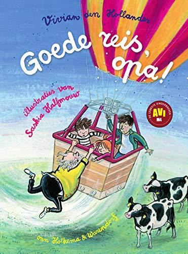 Goede reis, opa! (Dutch Edition)