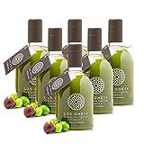 Aceite de Oliva Virgen Extra Hojiblanca - Botella de 500 ml - La Union Cooperativa (Pack de 6 botellas)