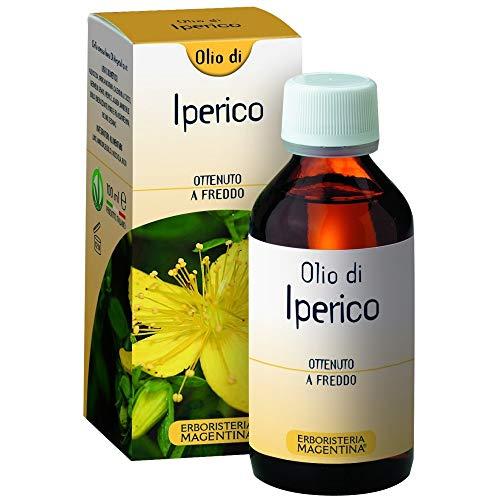 Erboristeria Magentina Iperico Olio - 100 ml