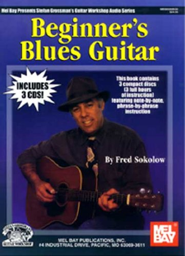 Beginner's Blues Guitar (Stefan Grossman's Guitar Workshop Audio)