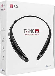 LG Tone Pro HBS-770 Wireless Stereo Headset - Black