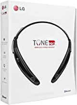 LG Tone Pro HBS-770 Wireless Stereo Headset - Black