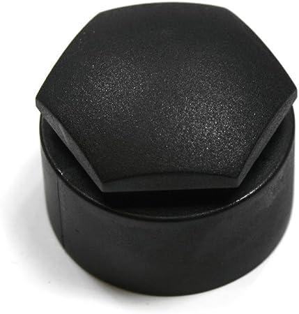 Original Audi Wheel Bolt Cap M14 Wheel Bolt Anti Theft Black Auto