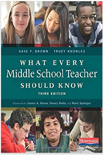 What Every Middle School Teacher Should Know, Third Edition
