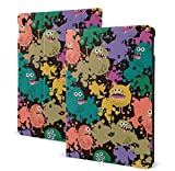 Coque Skull Seamless Pattern pour IPad Air 3rd Gen 10.5 '2019 / IPad Pro 10.5' 2017 Support...