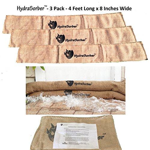 شراء HydraSorber - Sandless Sandbags - حاجز فيضان
